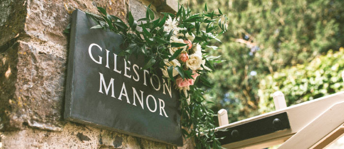 Weddings at Gileston Manor - Gardens